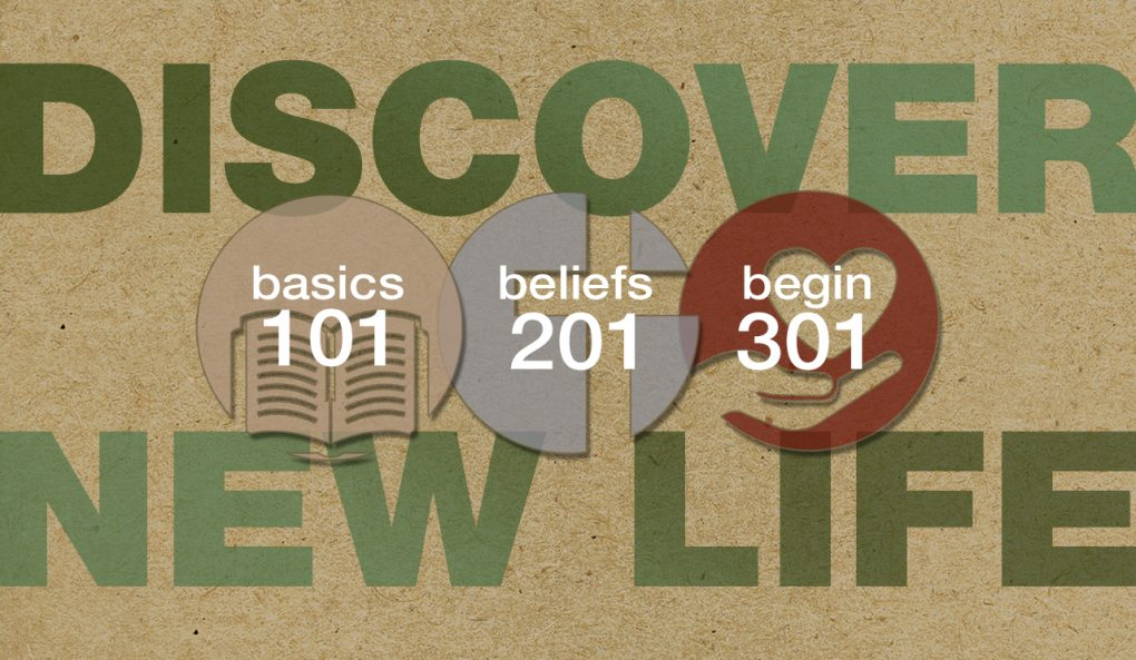 Discover New Life