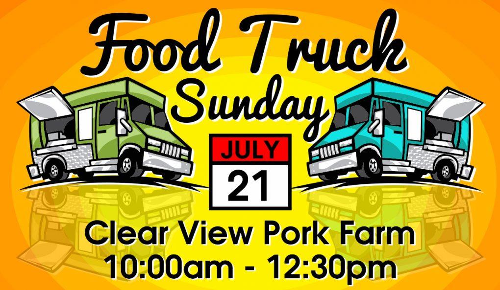 Food Truck Sunday