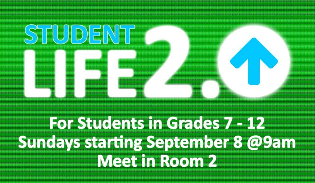 Student Life 2.0
