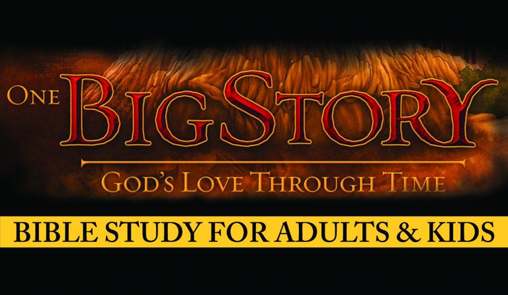 One Big Story Bible Study – New Testament