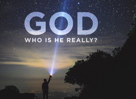 God is Self-Sacrifice