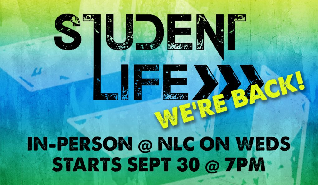 Student Life: We're Back!