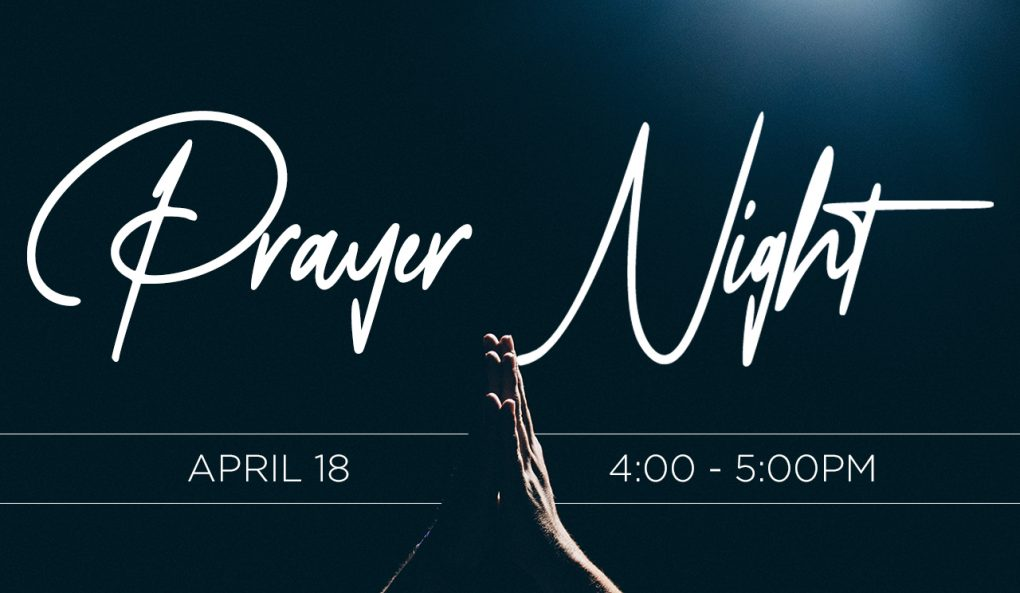 Prayer Night