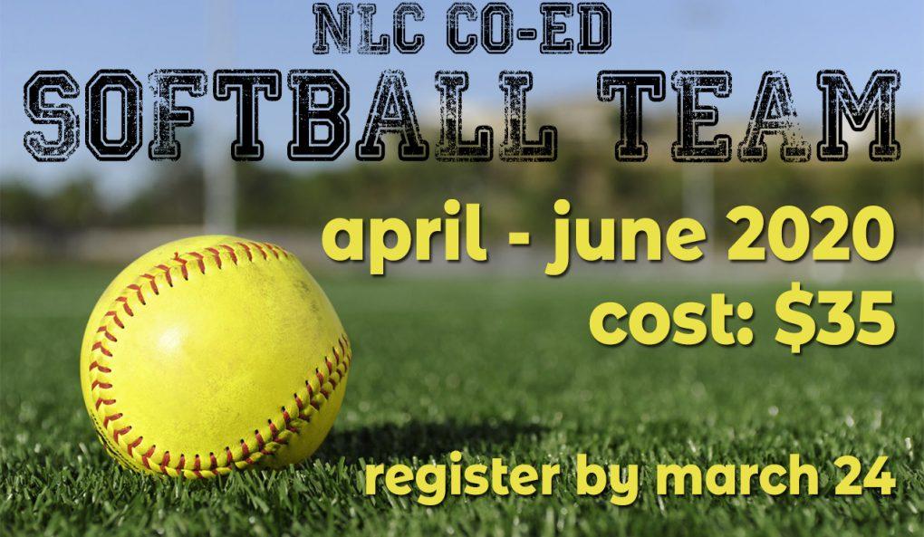 NLC Softball Team
