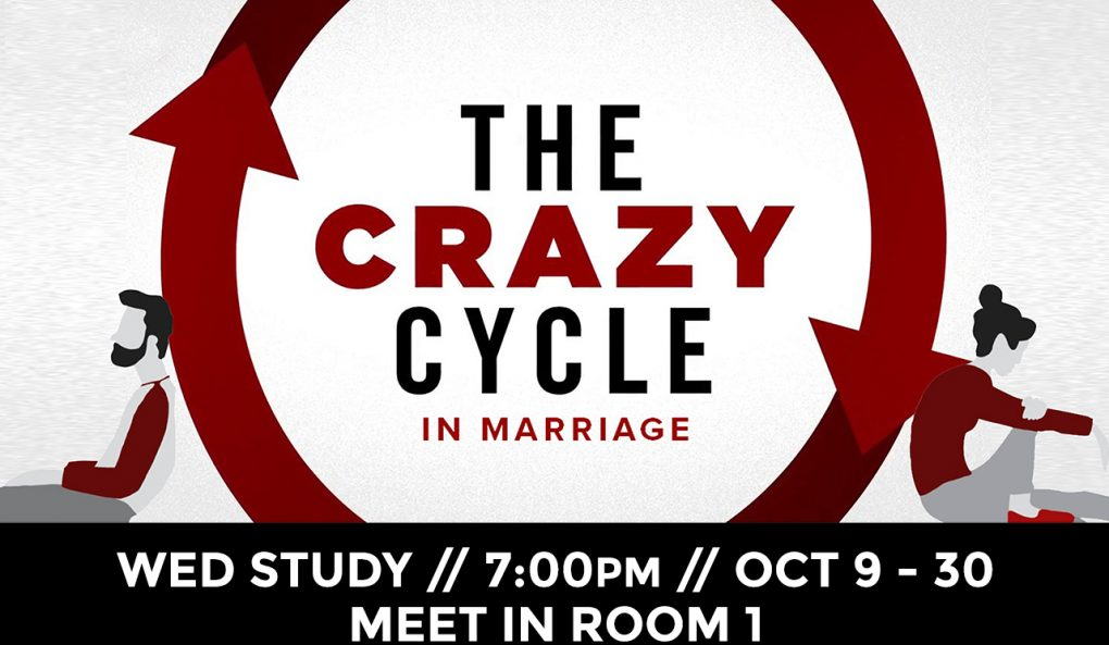 The Crazy Cycle in Marriage Study