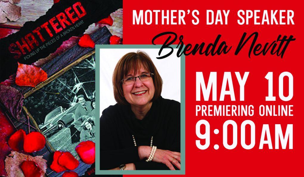 Guest Speaker: Brenda Nevitt