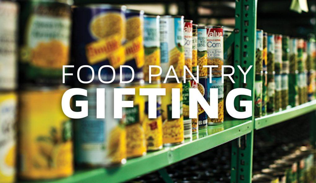 Food Pantry Gifting
