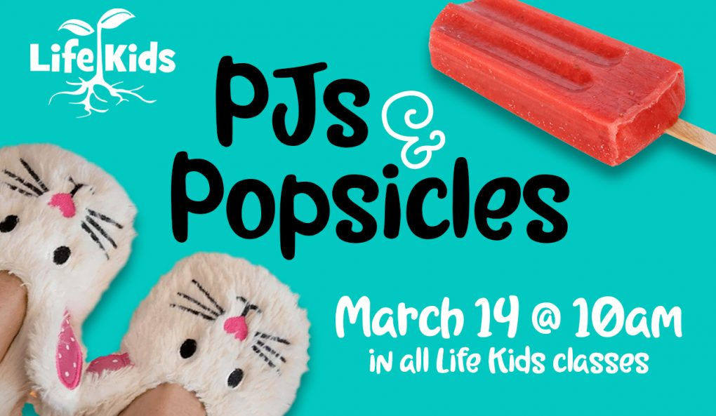 PJs & Popsicles