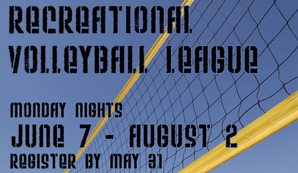 Summer Volleyball League