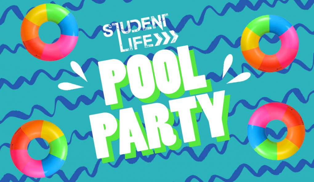 Student Life Pool Party