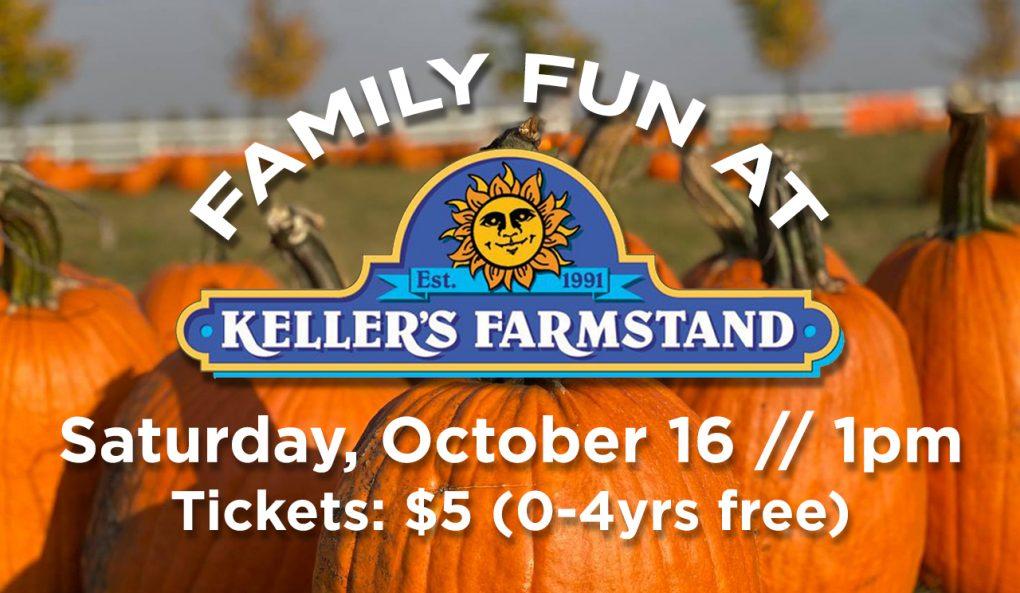 Family Fun at Keller's Farm