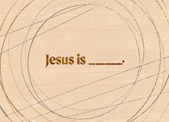Jesus is the Miracle Worker